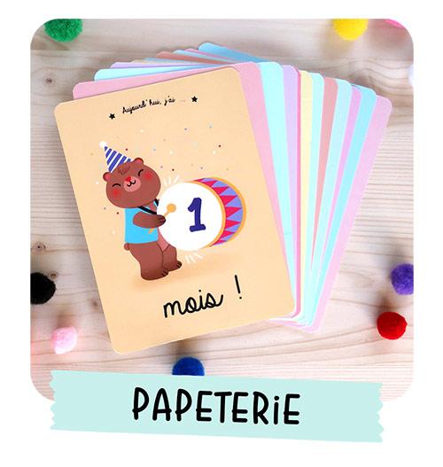 affiche papeterie et décoration pour chambre enfant et bébé cadeaux de naissance et d'anniversaires